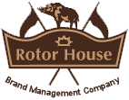 Rotor House - logo