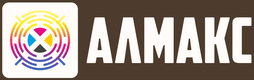 Типография АЛМАКС - логотип