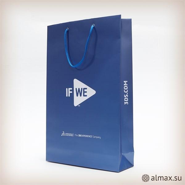 Бумажные пакеты - 1134