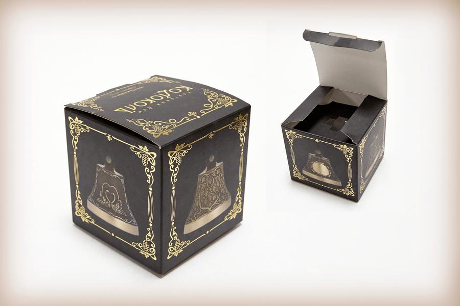 Картонная упаковка для товаров - 1436+1437