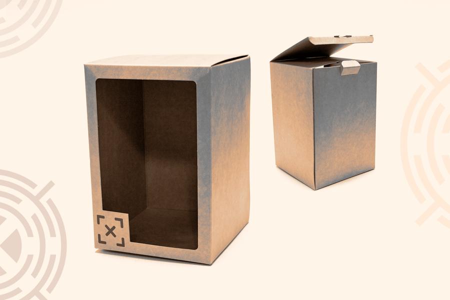 Картонная упаковка для товаров