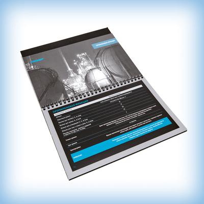 многостраничная продукция - каталоги