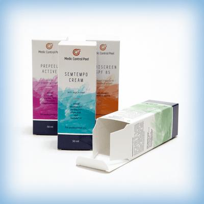 Упаковка для фармацевтической продукции