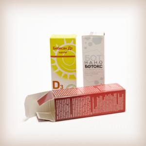 упаковка фармацевтическая - 1501