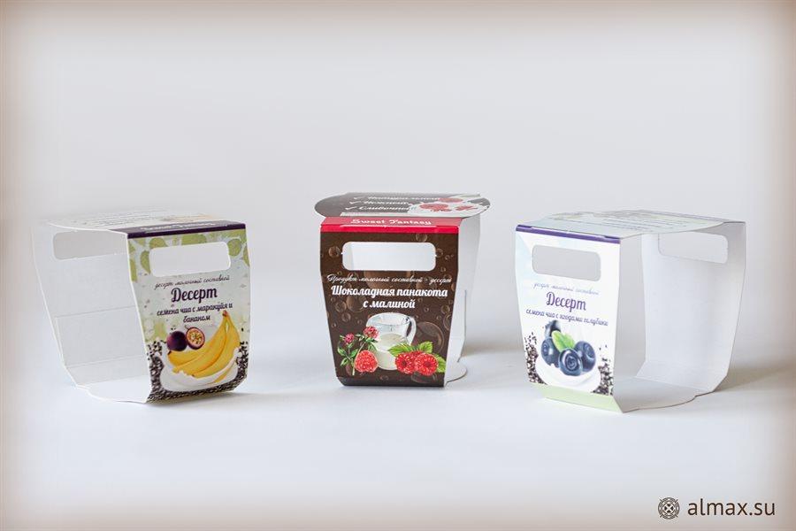 Обечайки для продуктов - десертов - 8939