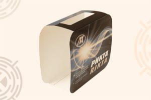 Обечайки и шуберы картонные на коробки для товаров