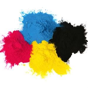 Полноцветная печать - краска в картридже