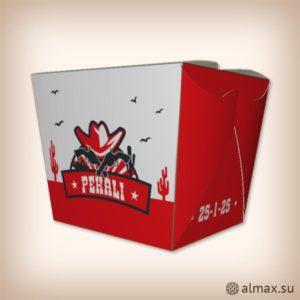 3D-коробка для лапши