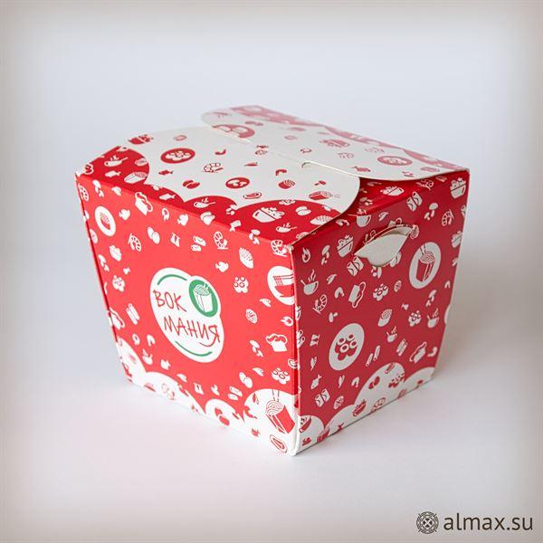 Коробочка для лапши - 9049-1