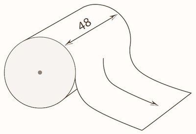 Раскрой бумаги - 01