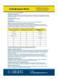 листовка - формат А5 - макет 01-2