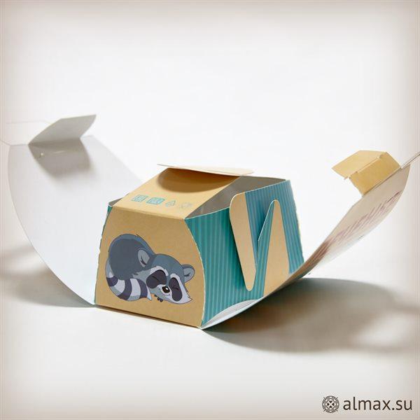 Коробочка нестандартной формы - 1254