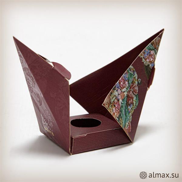Коробочка нестандартной формы - 1504