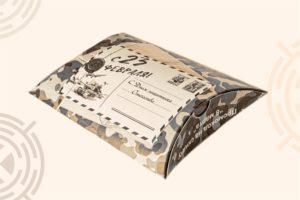 Нестандартная упаковка - коробочки оригинальной формы