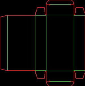 Упаковка для кофе - штамп 17-2380