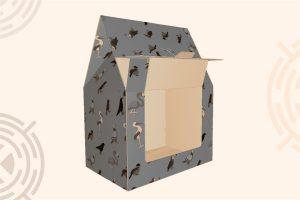 Нестандартная упаковка - оригинальные коробочки