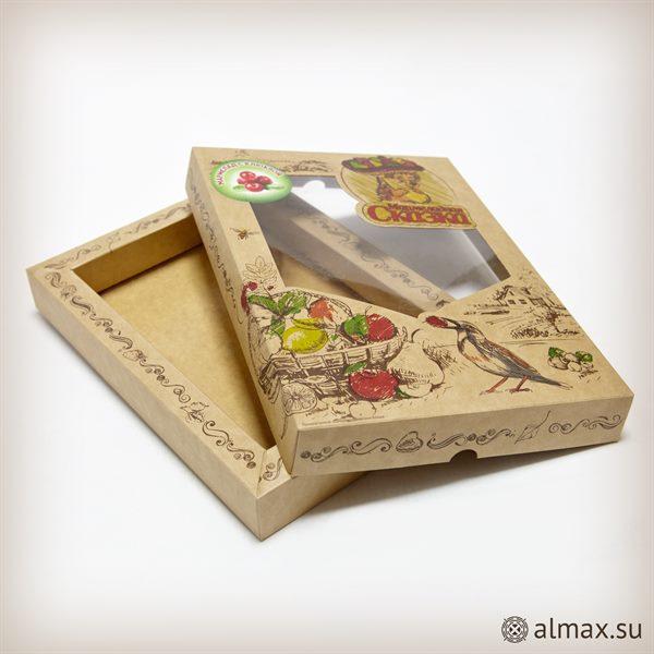 Упаковка (коробки) для продуктов - 1785