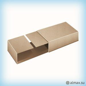 Коробка-обечайка - образец
