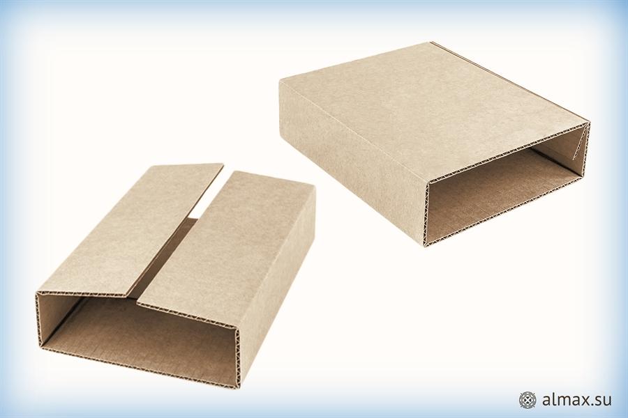 Коробки-обечайки - образцы